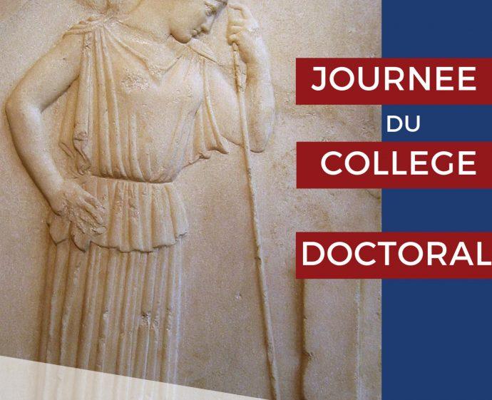 Affiche ICT Journée Collège Doctoral